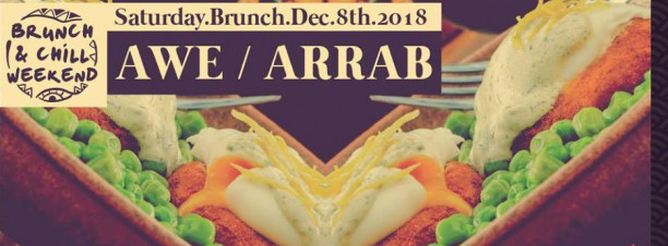 Saturday Brunch n Chill ft. AWE / Arrab @ Cairo Jazz Club 610