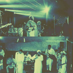 RT Nuba / Mazeek @ Cairo Jazz Club