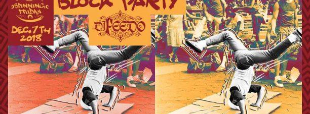 Block Party ft. Feedo @ Cairo Jazz Club 610