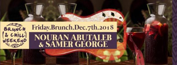 Friday Brunch ft. Nouran Abutaleb & Samer George @ Cairo Jazz Club 610