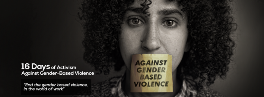 """This Is How Egypt Is Participating in """"The Official 16 Days of Activism Against Gender Violence Campaign"""""""