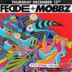 DJ Fedde + DJ Mobbz @ The Tap Maadi