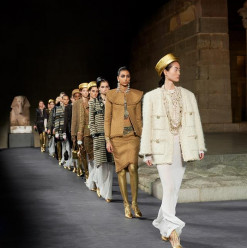 IN PICTURES: Chanel Pays Homage to Ancient Egypt!