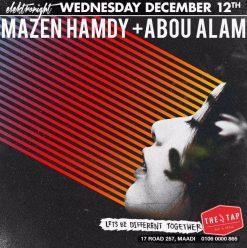Mazen Hamdy + Abou Alam @ The Tap Maadi