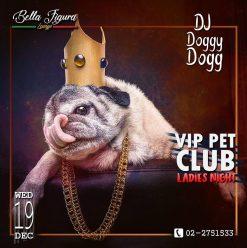 DJ Doggy Dogg @ Bella Figura