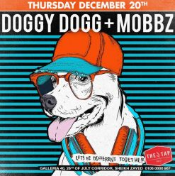 DJ Doggy Dogg + DJ Mobbz @ The Tap West