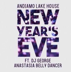 New Year's Party @ Andiamo Pizza Garden & Bar (Lake House)