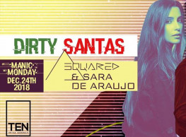 Dirty Santas ft. A-Squared & Sara de Araújo @ Cairo Jazz Club