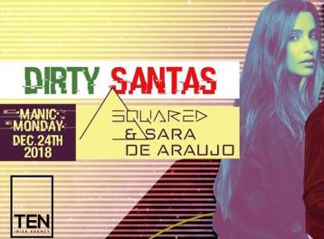 Dirty Santas ft. A-Squared & Sara de Araújo @ Cairo Jazz Club
