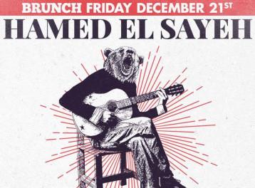 Friday Brunch ft. Hamed El Sayeh @ The Tap East