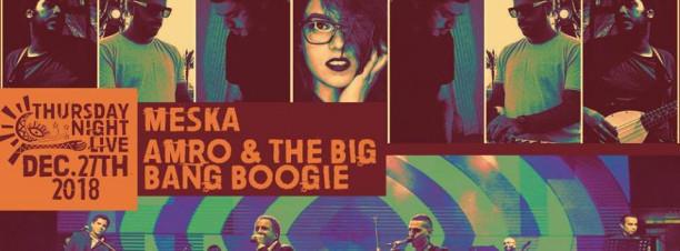 MESKA / Amro and the Big Bang Boogie @ Cairo Jazz Club