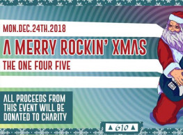 A Merry Rockin' Xmas ft. The One Four Five @ Cairo Jazz Club 610