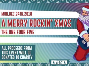A Merry Rockin' Xmas ft. The One Four Five @ Cairo Jazz Club 610