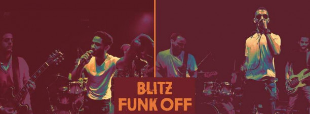 BLITZ / Funk Off @ Cairo Jazz Club