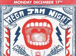 Mega Jam Night @ The Tap West