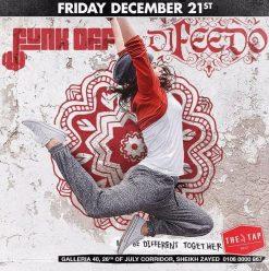 Funk OFF + DJ Feedo @ The Tap West