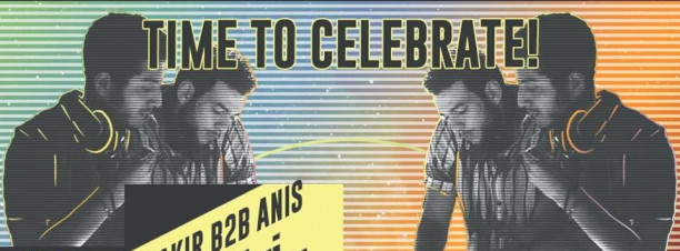 Aguizi's Birthday ft. Bakir b2b Anis / Aguizi & Fahim @ Cairo Jazz Club