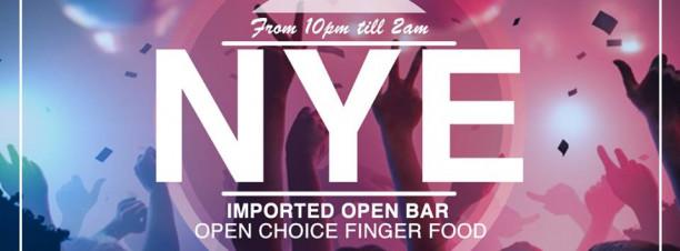 NYE Party @ Indigo Restaurant & Lounge