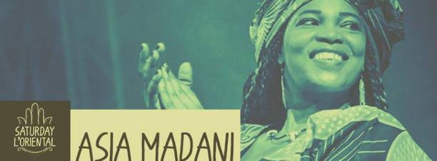 Asia Madani @ Cairo Jazz Club