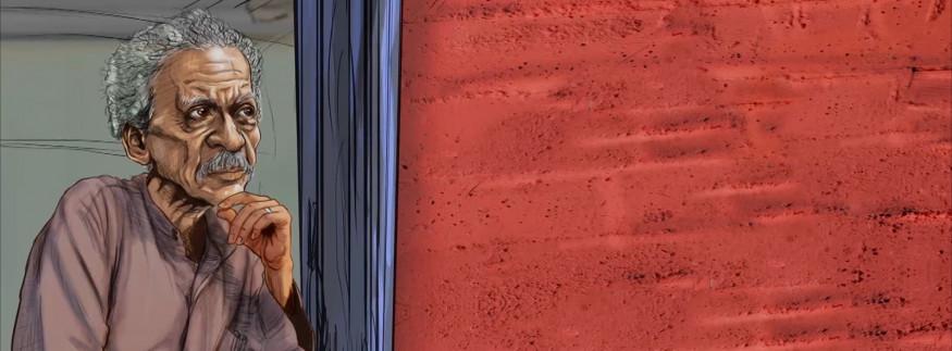 """بيت """"شاعر الفقراء"""" أحمد فؤاد نجم في المقطم هيتحول لمتحف"""