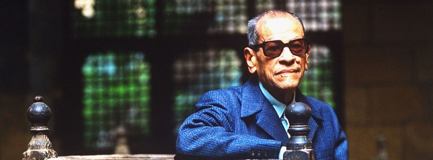 Naguib Mahfouz Café: A Relic of the Past Standing Tall
