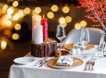 Christmas Eve at Four Seasons Nile Plaza's The Bar