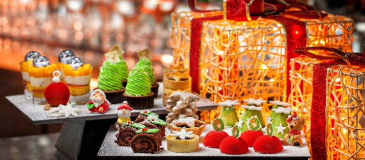 Homemade Christmas Goodies, Handmade Gifts, & More: The Christmas Market at Four Seasons Hotel Cairo at Nile Plaza Is Where You Need to Be!