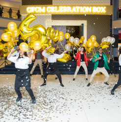 Cairo Festival City Mall Celebrates Its Fifth Anniversary and Everyone's a Winner