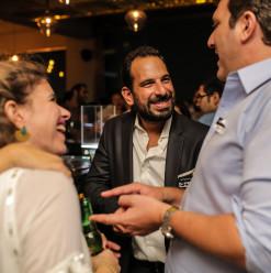 MindsAlike (RiseUp Summit After Party) @ SASS Restaurant & Bar