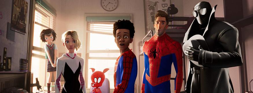 """5 أسباب تخليك """"ماتدخلش"""" فيلم Spider-Man: Into the Spider-Verse لو مدبلج"""