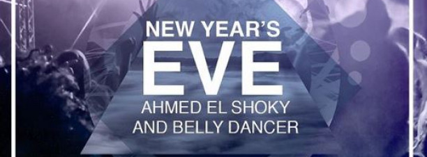 Ahmed El Shoky + Belly Dancer @ Underground by After 8