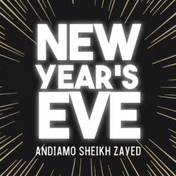 New Year's Party @ Andiamo Pizza Garden & Bar (Sheikh Zayed)