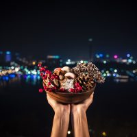 This Year's Christmas Festivities at the Nile Ritz-Carlton Promises Everyone Jolly-Good Times