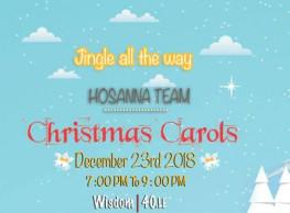 Christmas Carols at El Sawy Culturewheel