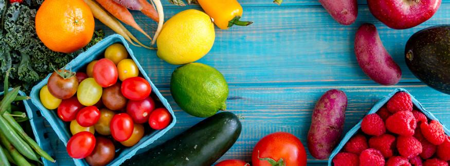 كتر من الخضار والفاكهة والألياف.. 5 طرق طبيعية تخلص جسمك من السموم