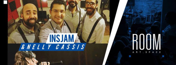 Insjam and Nelly Cassis at ROOM Art Space