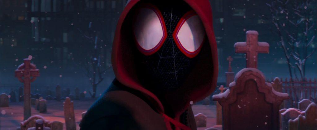 فيلم Spider Man Into The Spider Verse مغامرة مختلفة للرجل