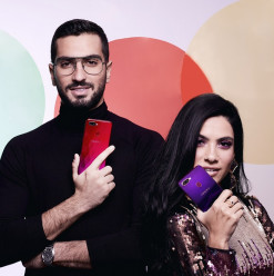 "The Co-Stars of Egypt's Trendiest TV Show Tell OPPO How They All ""Stay With Attention"""
