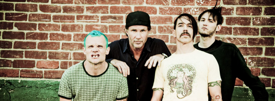 Red Hot Chili Peppers Are Coming to Egypt!