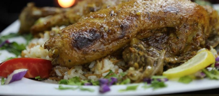 Bharez: Reasonably Priced Egyptian Home Food