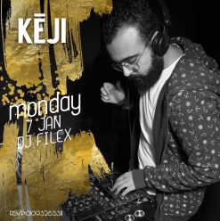 DJ Filex @ Keji Egypt (Christmas Celebration)