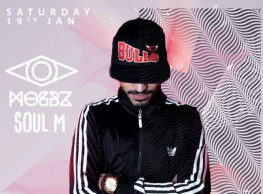 Magnetic Saturday ft. DJ Mobbz + DJ Soul M @ 24K