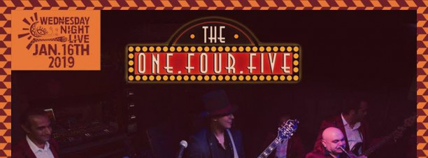 The One Four Five @ Cairo Jazz Club 610
