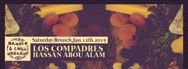 Saturday Brunch ft. Los Compadres / Hassan Abou Alam @ Cairo Jazz Club 610