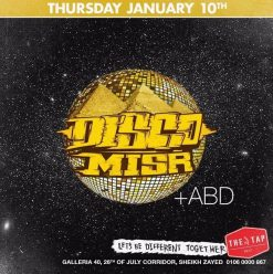Disco Misr + ABD @ The Tap West