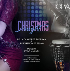 Christmas Celebration @ OPIA Cairo