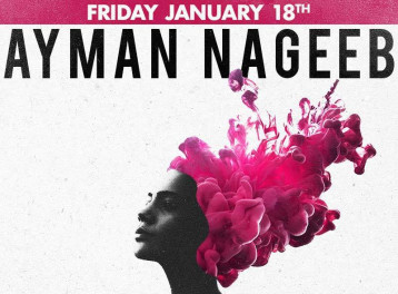 Ayman Nageeb @ The Tap East