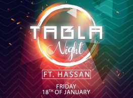 Tabla Night ft. Hassan @ OPIA Cairo