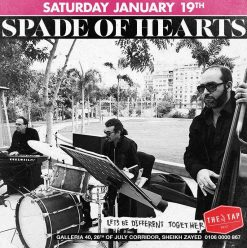 Spade of Hearts @ The Tap West