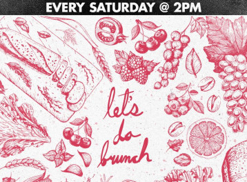 Saturday Brunch @ The Tap West